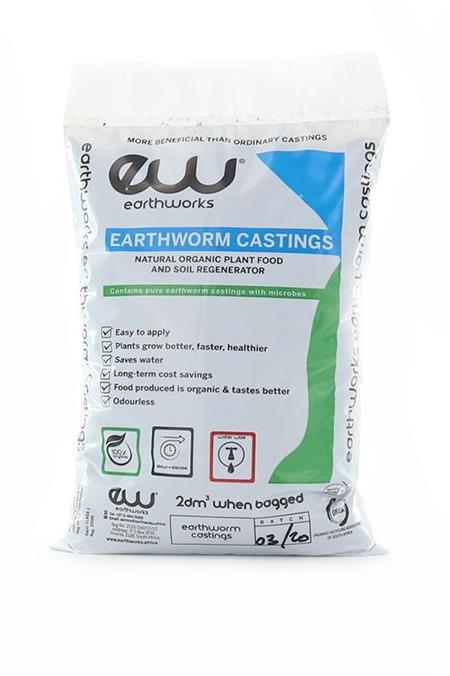 Earthworks Earthworm Castings